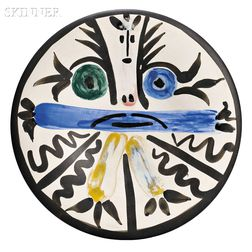 Pablo Picasso (Spanish, 1881-1973)      Figures No. 28
