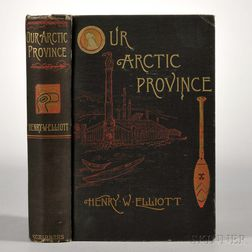 Elliott, Henry Wood (1846-1903) Our Arctic Province Alaska and the Seal Islands.