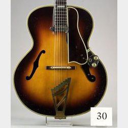 American Guitar, John D'Angelico, New York, 1948, Style B