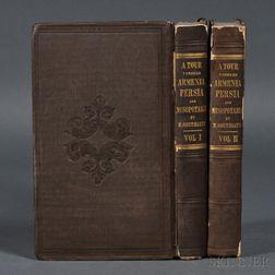 Southgate, Horatio (1812-1894) A Tour through Armenia, Kurdistan, Persia, and Mesopotamia