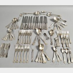 Large Assortment of Sterling Flatware