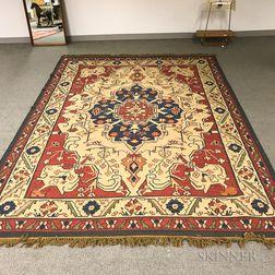 Contemporary Arts and Crafts Design Kilim Carpet