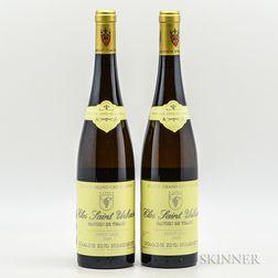 Zind Humbrecht Pinot Gris Rangen de Thann Clos St. Urbain 2008, 2 bottles