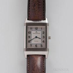 """Jaeger LeCoultre """"Reverso"""" Quartz Wristwatch"""