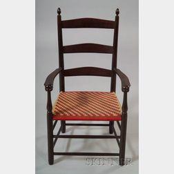 Shaker No. 1 Child's Armchair