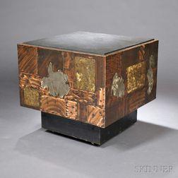 Paul Evans Cube Table
