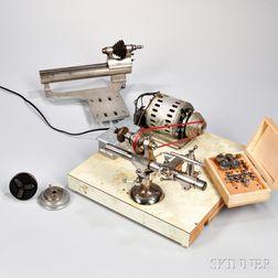 Wolf Jahn 6mm Watchmaker's Lathe