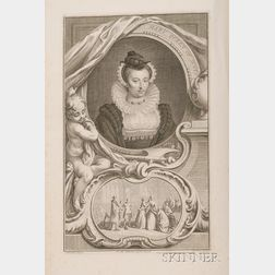 (Portraiture), Birch, Thomas (1705-1766)