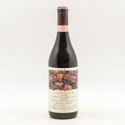Vietti Barolo Villero Riserva 1996, 1 bottle