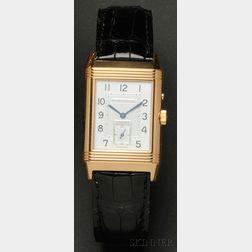 "18kt Rose Gold ""Reverso"" Wristwatch, Jaeger-LeCoultre"