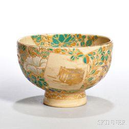 Kyoyaki Tea Bowl