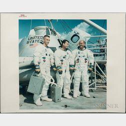 Apollo 10, Prime Crew.