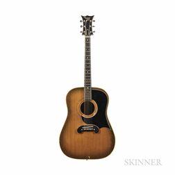 Grammer Acoustic Guitar, 1965