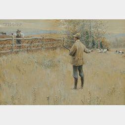 Arthur Burdett Frost (American, 1851-1928)      No Hunting