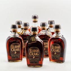 Elijah Craig Barrel Proof, 8 750ml bottles