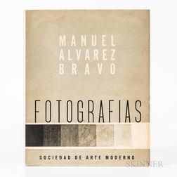 Bravo, Manuel Alvarez (1902-2002) Fotografias.