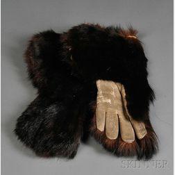Animal Skin Gloves