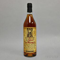 Old Rip Van Winkle Bourbon 10 years Old, 1 750ml bottle