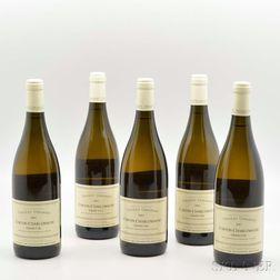 Vincent Girardin Corton Charlemagne 2001, 5 bottles