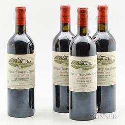 Chateau Troplong Mondot 2000, 4 bottles