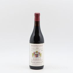 Mascarello Barolo Monprivato 2006, 1 bottle