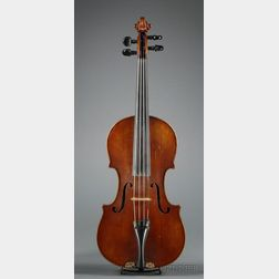 Modern Italian Violin, Rodolfo Tramonti, Forli, 1947