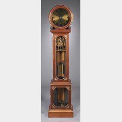 James Arthur Drum-head Tall Clock