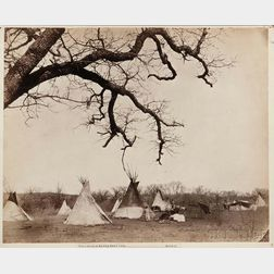 Framed Photograph by W.S. Soule
