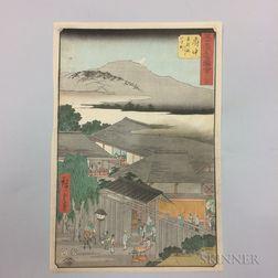 Utagawa Hiroshige (1797-1858), Fuchu