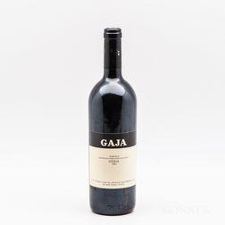 Gaja Sperss 1990, 1 bottle