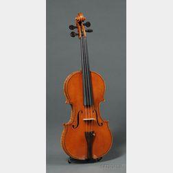American Violin, Carl Becker, 1946
