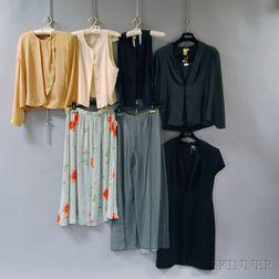 Assorted Group of Giorgio Armani Lady's Fashions