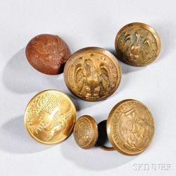 Civil War-era Buttons