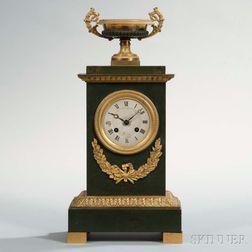 French Regency Mantel Clock