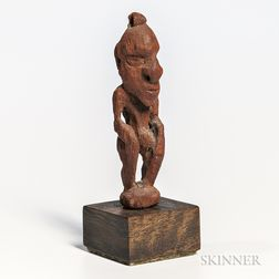 Lower Sepik Figure, Papua New Guinea
