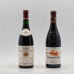 Mixed Chateauneuf du Pape, 2 bottles