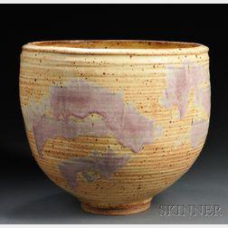 Large Otto Heino Stoneware Bowl