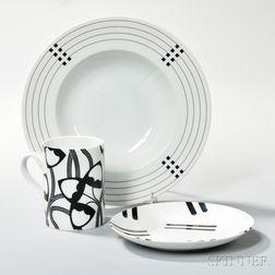 Architect-designed Tableware from Venturi, Anderson/Schwartz, Meier