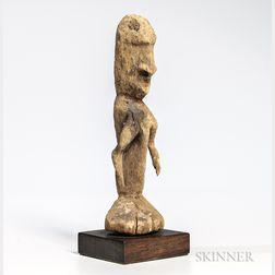 Karawari Figure, Papua New Guinea