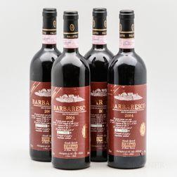 Bruno Giacosa Barbaresco Riserva Asili 2004, 4 bottles
