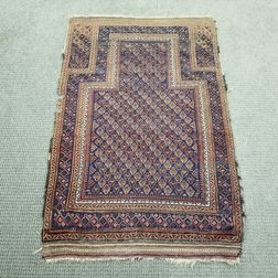Baluch Prayer Rug
