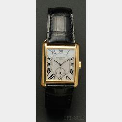 "18kt Gold ""Gondolo"" Wristwatch, Patek Philippe"