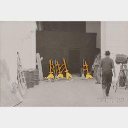 Walt Disney Studios (American, 20th Century)      Sorcerer's Apprentice Brooms