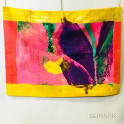 Art Protis Tapestry Kliceni   or Germination