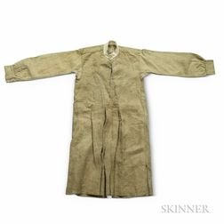 Late 19th Century Linen Smock