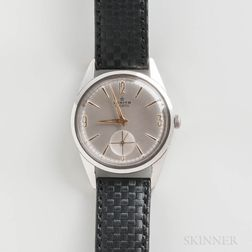 "Zenith Stainless Steel ""Sporto"" Manual-wind Wristwatch"