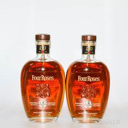 Four Roses 130th Anniversary, 2 750ml bottles
