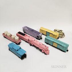 Lionel Girls' Train Set