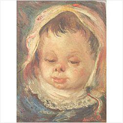 Jon Corbino (Italian/American, 1905-1964)  Child's Head