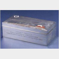 Sterling Presentation Box